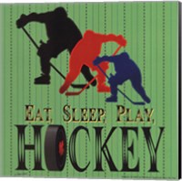 Hockey Fine-Art Print