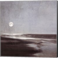 Moonlit Beach Fine-Art Print