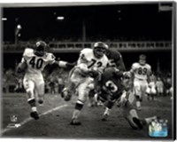 Gale Sayers 1965 Action Fine-Art Print