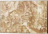 An Ancient Port Fine-Art Print