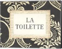 La Toilette Fine-Art Print