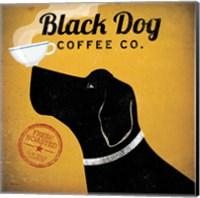 Black Dog Coffee Co. Fine-Art Print