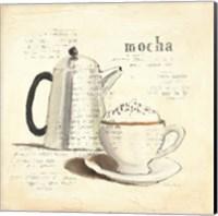 Parisian Coffee I Fine-Art Print