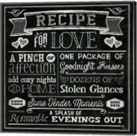 Thoughtful Recipes III Fine-Art Print
