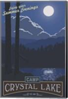 Camp Crystal Lake Fine-Art Print