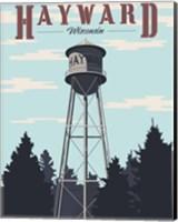 Hayward Water Tower Fine-Art Print