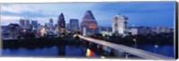 Night, Austin, Texas, USA Fine-Art Print