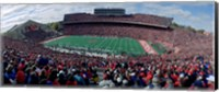 University Of Wisconsin Football Game, Camp Randall Stadium, Madison, Wisconsin, USA Fine-Art Print