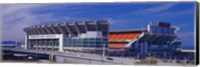 Cleveland Browns Stadium Cleveland OH Fine-Art Print