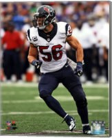 Brian Cushing 2013 Action Fine-Art Print