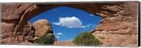 North Window, Arches National Park, Utah, USA Fine-Art Print