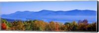 Lake George, Adirondack Mountains, New York State, USA Fine-Art Print