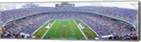 NFL Football, Ericsson Stadium, Charlotte, North Carolina, USA Fine-Art Print