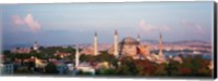 Turkey, Istanbul, Hagia Sofia Fine-Art Print