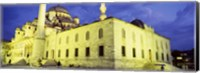 Yeni Mosque, Istanbul, Turkey Fine-Art Print