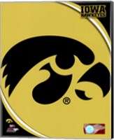 University of Iowa Hawkeyes Logo Fine-Art Print