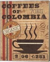 Coffee Sack I Fine-Art Print