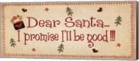Dear Santa Fine-Art Print