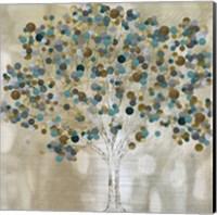 A Teal Tree Fine-Art Print