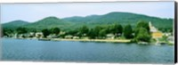 Lake George shore line, New York State, USA Fine-Art Print