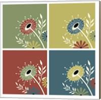 Autumn Flowers Fine-Art Print