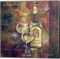 Chardonnay Lettered Fine-Art Print