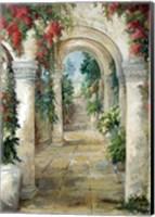 The Arched Entrance Fine-Art Print