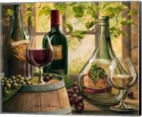Wine By The Window II Fine-Art Print