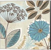 Funky Flowers IV Fine-Art Print
