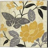 Perfect Petals IV Yellow Fine-Art Print