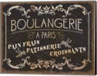 Parisian Signs Fine-Art Print