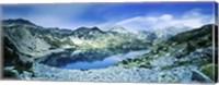 View of Ribno Banderishko Lake in Pirin National Park, Bulgaria Fine-Art Print