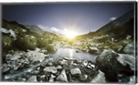 Small river, Pirin National Park, Bulgaria Fine-Art Print