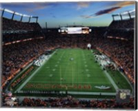 Sports Authority Field at Mile High Stadium 2014 Fine-Art Print