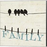 Bird Talk III Fine-Art Print