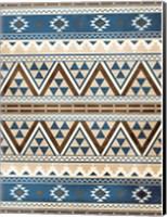Aztec Pattern Fine-Art Print