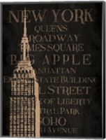Burlap New York Fine-Art Print
