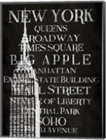 Black & White New York Fine-Art Print