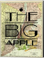The Big Apple - NY Fine-Art Print