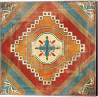 Moroccan Tiles V v2 Fine-Art Print