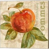 Rustic Fruit I Fine-Art Print