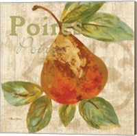 Rustic Fruit IV Fine-Art Print