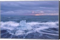 Diamond in the Surf Fine-Art Print