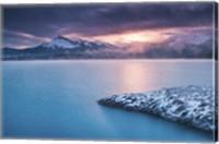 Windy Point Sunrise Fine-Art Print