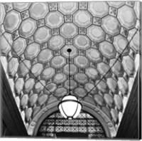 Ceiling Detail Fine-Art Print