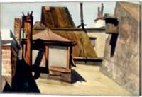 My Roof 1928 Fine-Art Print