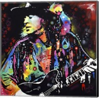 Stevie Ray Vaughan Fine-Art Print