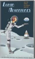 Lunar Adventures Fine-Art Print