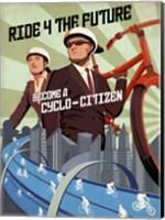 Cyclo Citizen Fine-Art Print