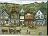 The Mining Town Of Murray Fine-Art Print
